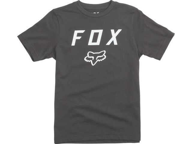 Fox Legacy Moth Shortsleeve T-Shirt Jugend black